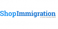 ShopImmigration logo for SEO clients